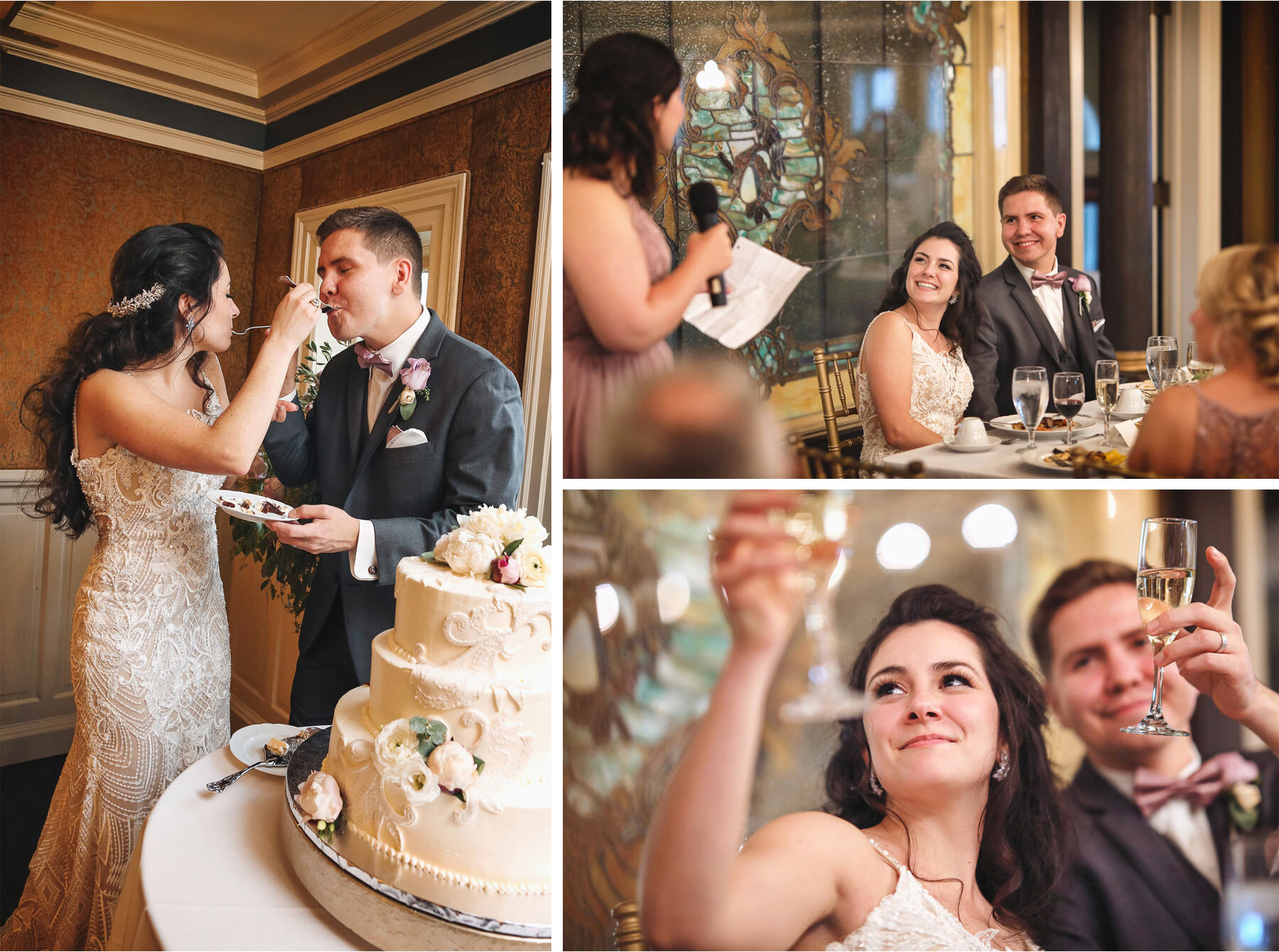 12-Wedding-by-Vick-Photography-Minneapolis-Minnesota-Semple-Mansion-Historic-Venue-Reception-Bride-Groom-Cake-Toast-Kaitlyn-and-Nate.jpg
