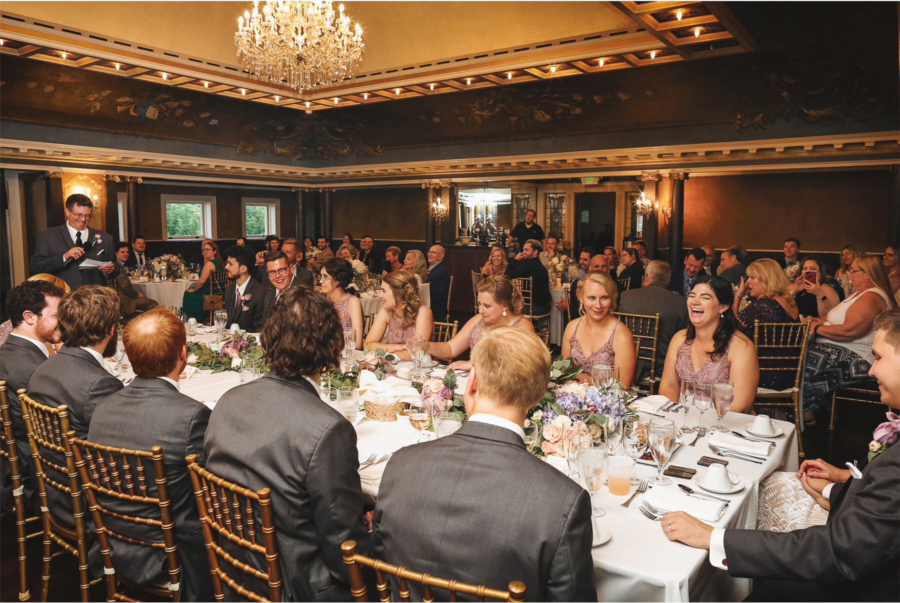 13-Wedding-by-Vick-Photography-Minneapolis-Minnesota-Semple-Mansion-Historic-Venue-Reception-Bride-Groom-Toast-Kaitlyn-and-Nate.jpg