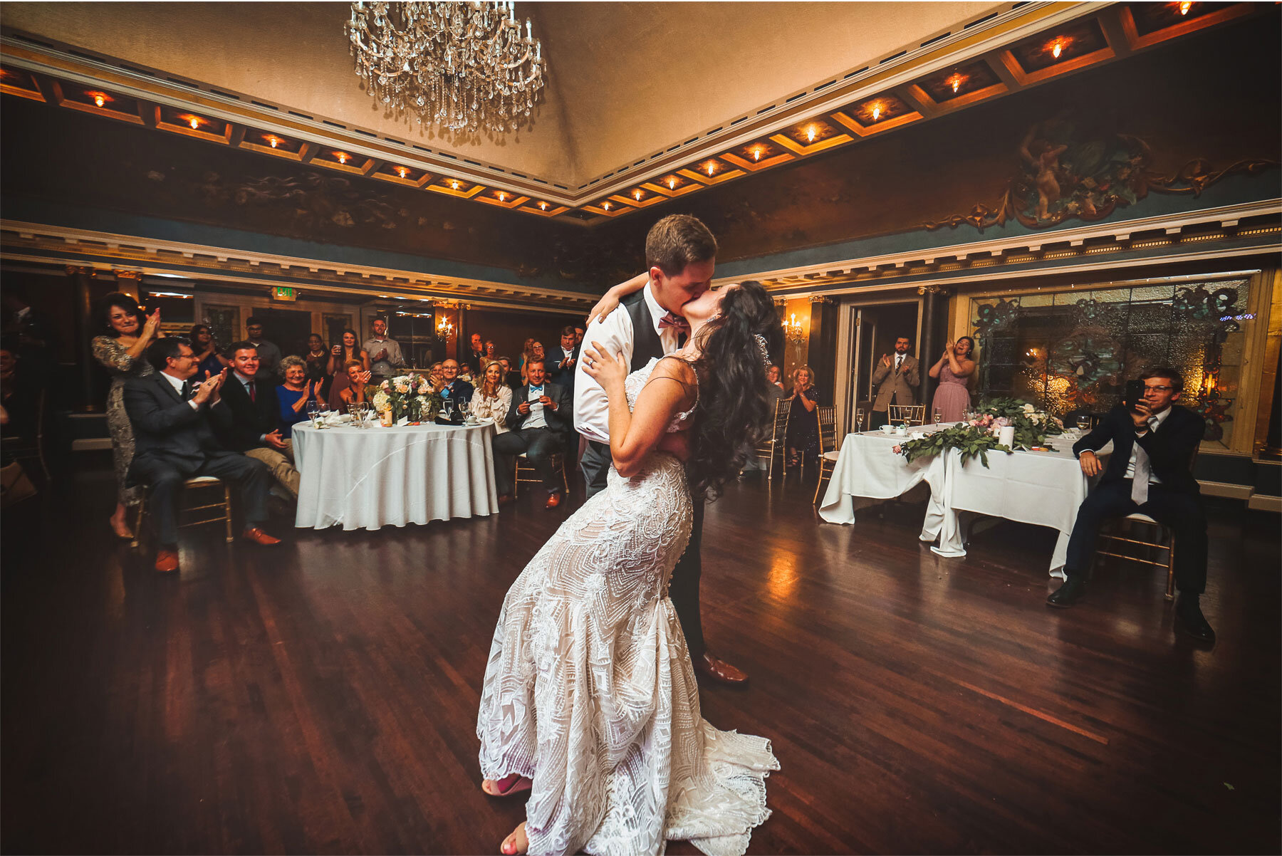 15-Wedding-by-Vick-Photography-Minneapolis-Minnesota-Semple-Mansion-Historic-Venue-Reception-Bride-Groom-Dancing-Dance-Kiss-Kaitlyn-and-Nate.jpg