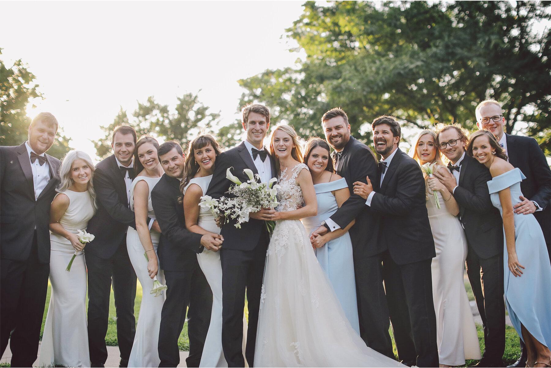 15 Wedding Vick Photography Minneapolis Minnesota Bridesmaids Groomsmen Michelle and William.jpg