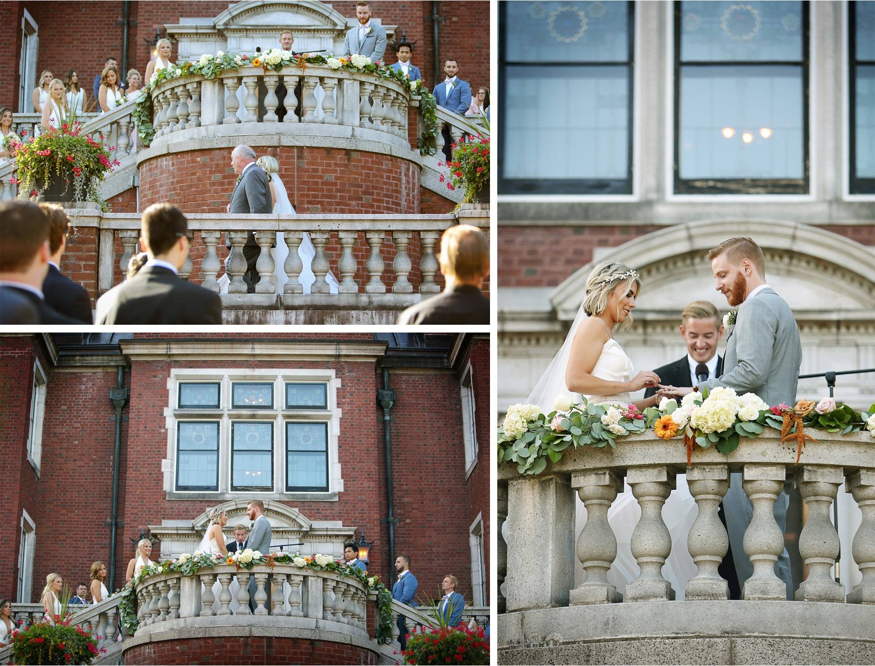 14-Vick-Photography-Wedding-Duluth-Minnesota-Glensheen-Mansion-Ceremony-Outdoor-Stairs-Catherine-and-John.jpg