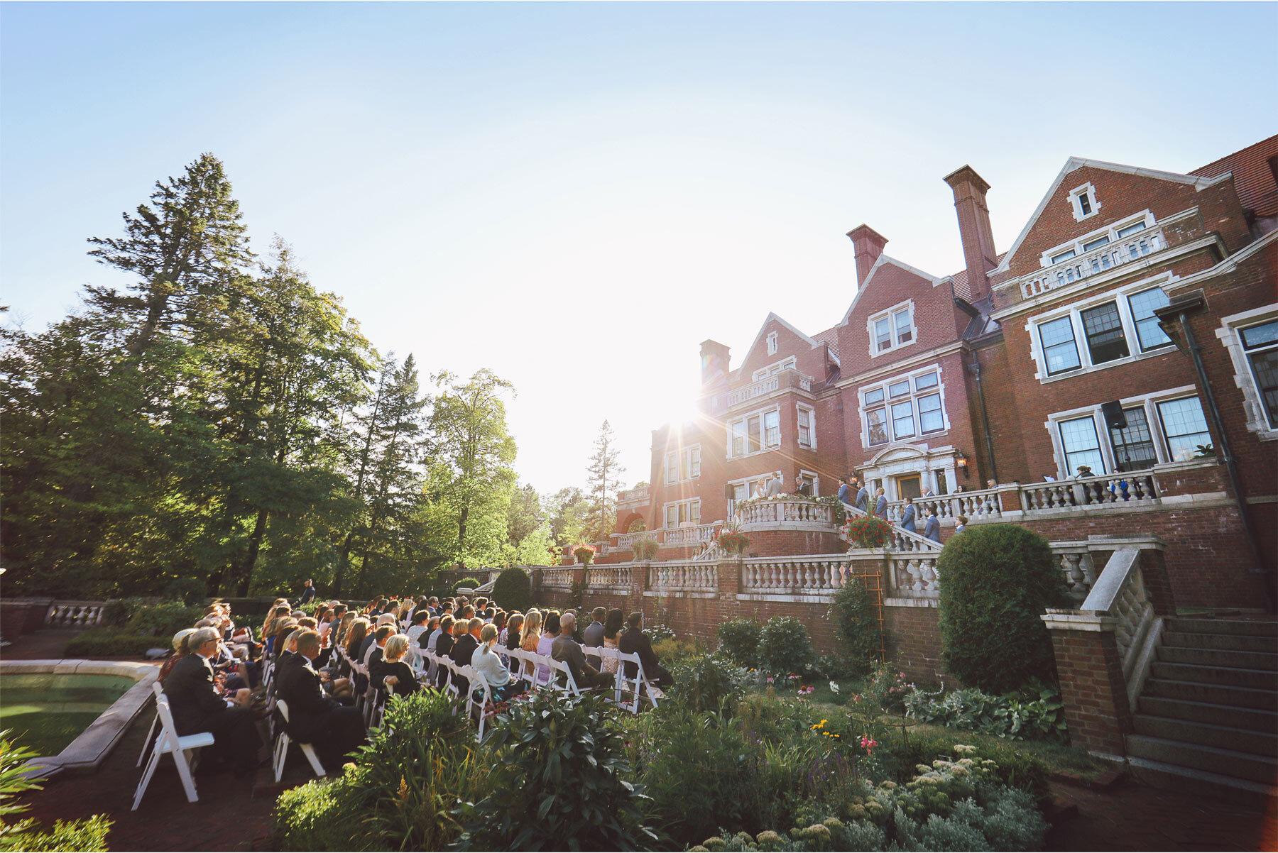 15-Vick-Photography-Wedding-Duluth-Minnesota-Glensheen-Mansion-Ceremony-Outdoor-Sunflare-Catherine-and-John.jpg