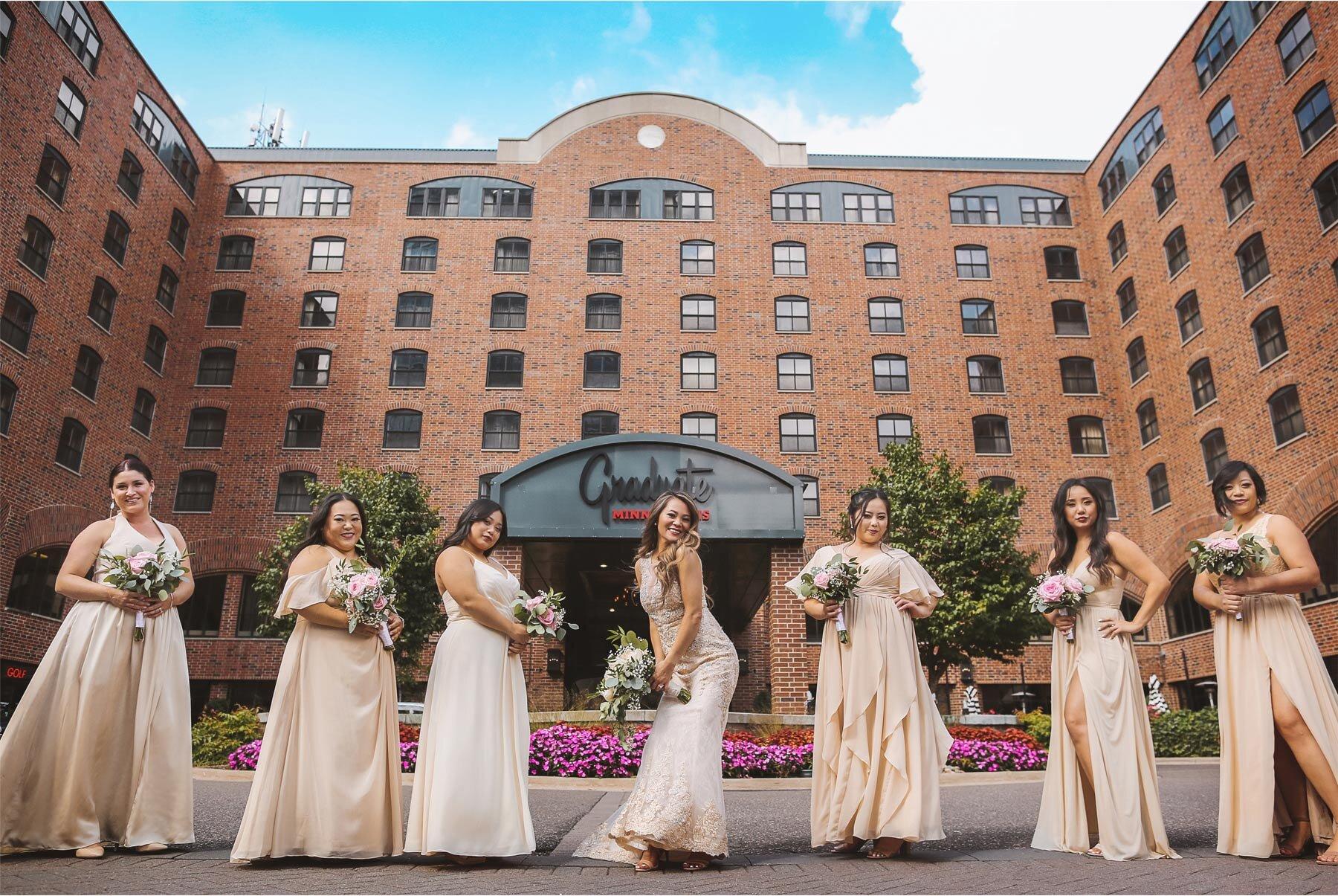 07-Vick-Photography-Minneapolis-Minnesota-The-Graduate-Exterior-Hotel-Bride-Bridesmaids-Mai-&-Ross.jpg
