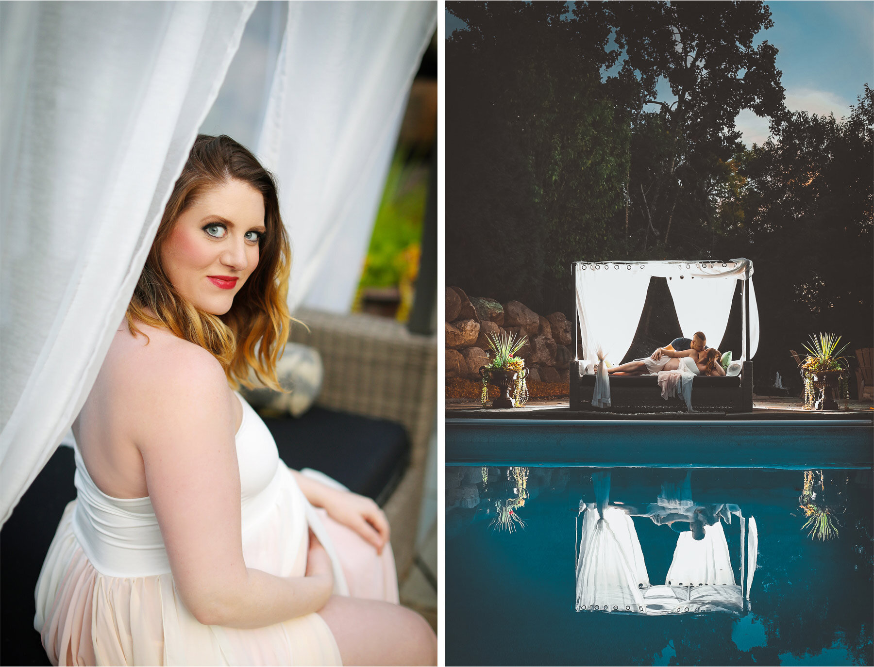 02-Vick-Studios-Maternity-Baby-Bump-Photo-Session-Mother-Father-Pool-Night-Carrie-and-Brian.jpg