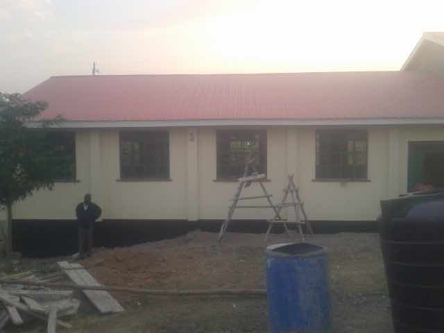 New Dorm In Kenya