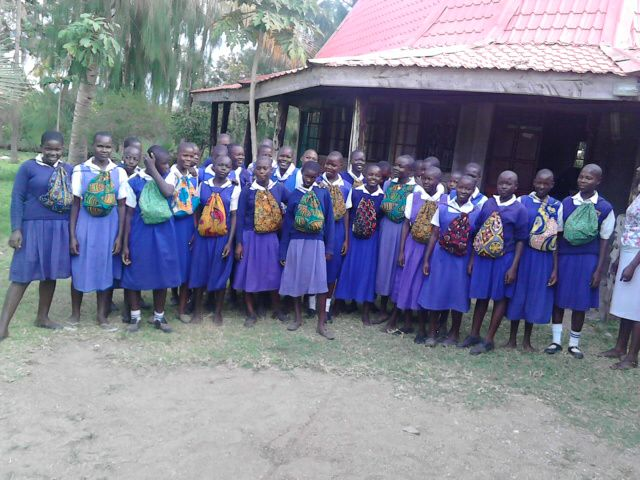 Girls from Rusinga Island