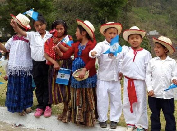 OKOW Family Trip to Guatemala