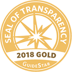 OneKid OneWorld has a Gold rating at Guidestar