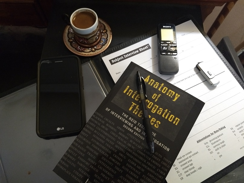Internal Investigations. Whether its fraud, time theft, embezzlement, theft or policy violations, we are able to bring skilled investigators to the table. **Shout out to my good friend Bravo Seven for teaching me how to make and enjoy real Turkish Coffee.