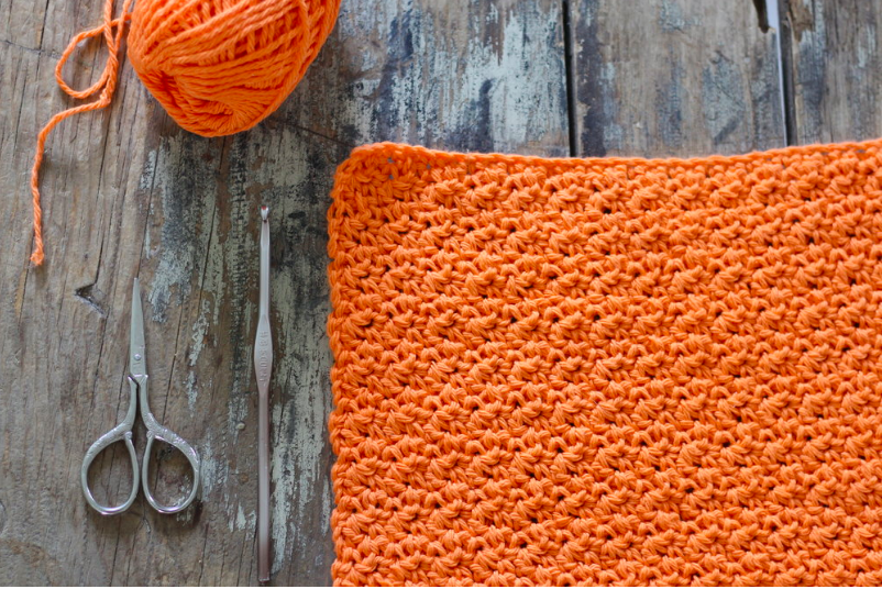 Click to view the Rustic Dish Cloth Pattern