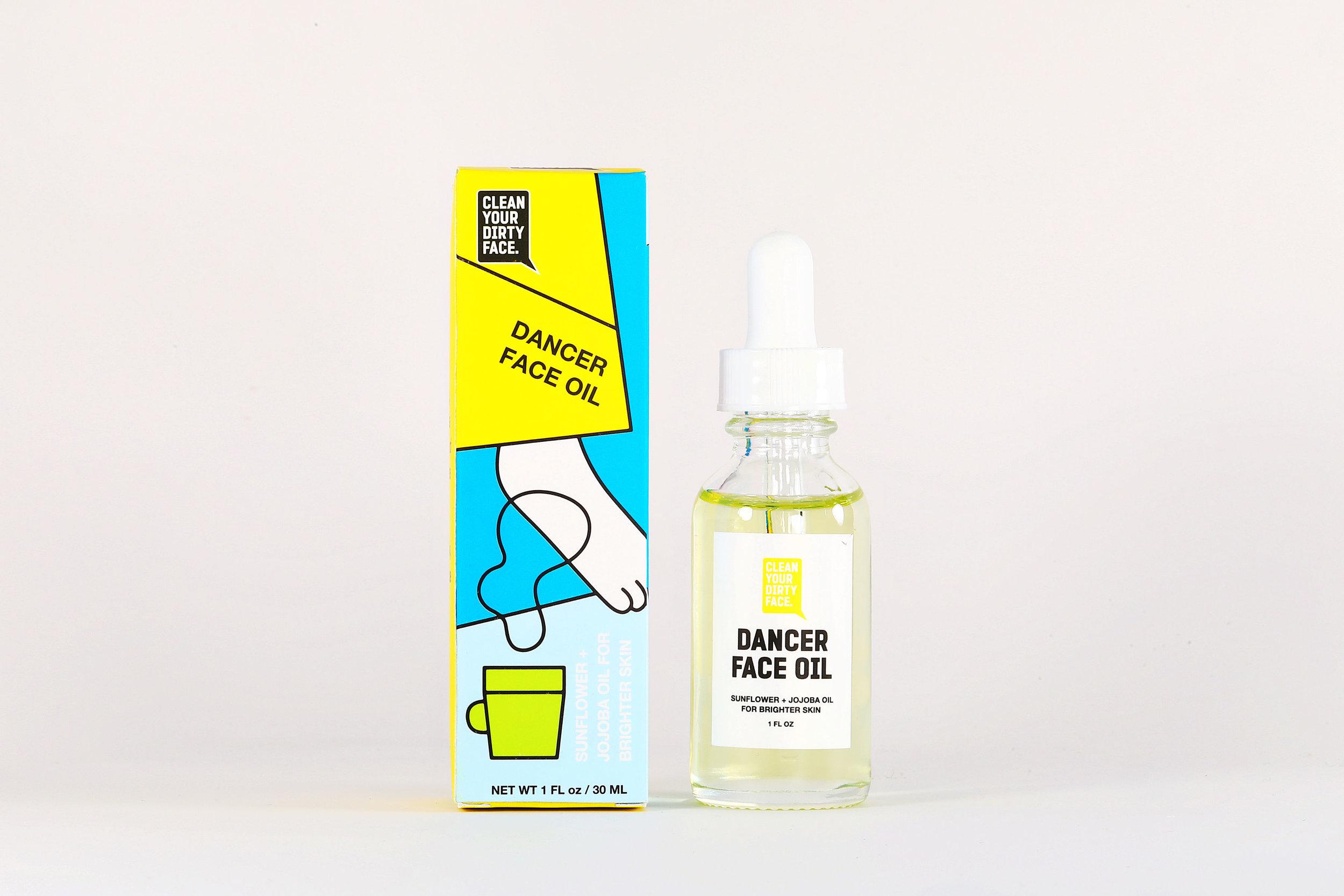 Dancer Face Oil - $52.00