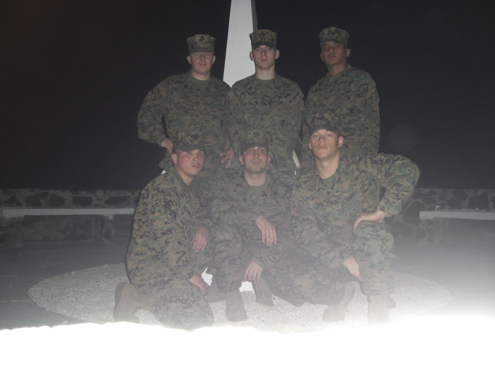 Wake Island, 2008