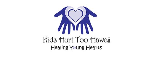Kids Hurt Too Hawaii Logo