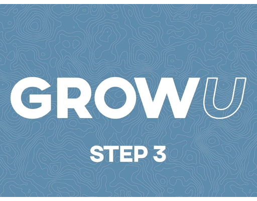 Step 3 - Third Sunday - This session will help you discover how God uniquely created you. Through understanding your personality and spiritual gifts, you will be prepared to serve others in an authentic way.