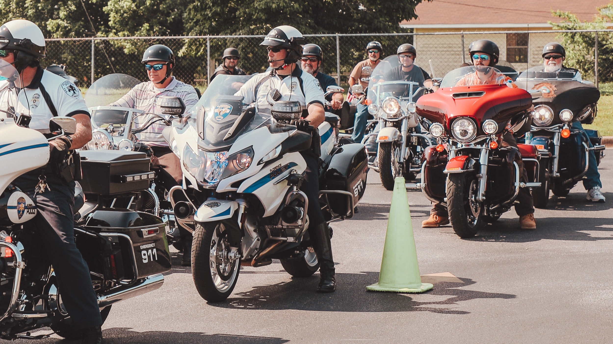 Motorcycle Ride - Arrive anytime from 8:30 and 9:00 AM to register for the Motorcycle Ride.Motorcycle Ride:Florence: 9:00 - 10:30 AMLawrenceburg: 9:45 - 11:00 AM* Juice, and Coffee will be provided.* For every motorcycle registered Faith Church will donate $20 to St. Jude Children's Research Hospital.