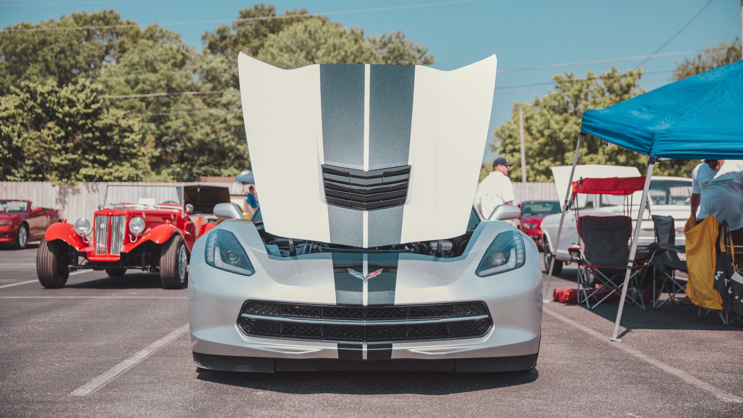 Car Show - Arrive anytime from 7:30 and 8:30 AM to register for the Car Show. Follow on-campus signage for registration and parking.Car Show: 9:30 AM to 1:30 PM.Awards:• Best Bike• Best Classic• Best Modern• Pastor's Choice