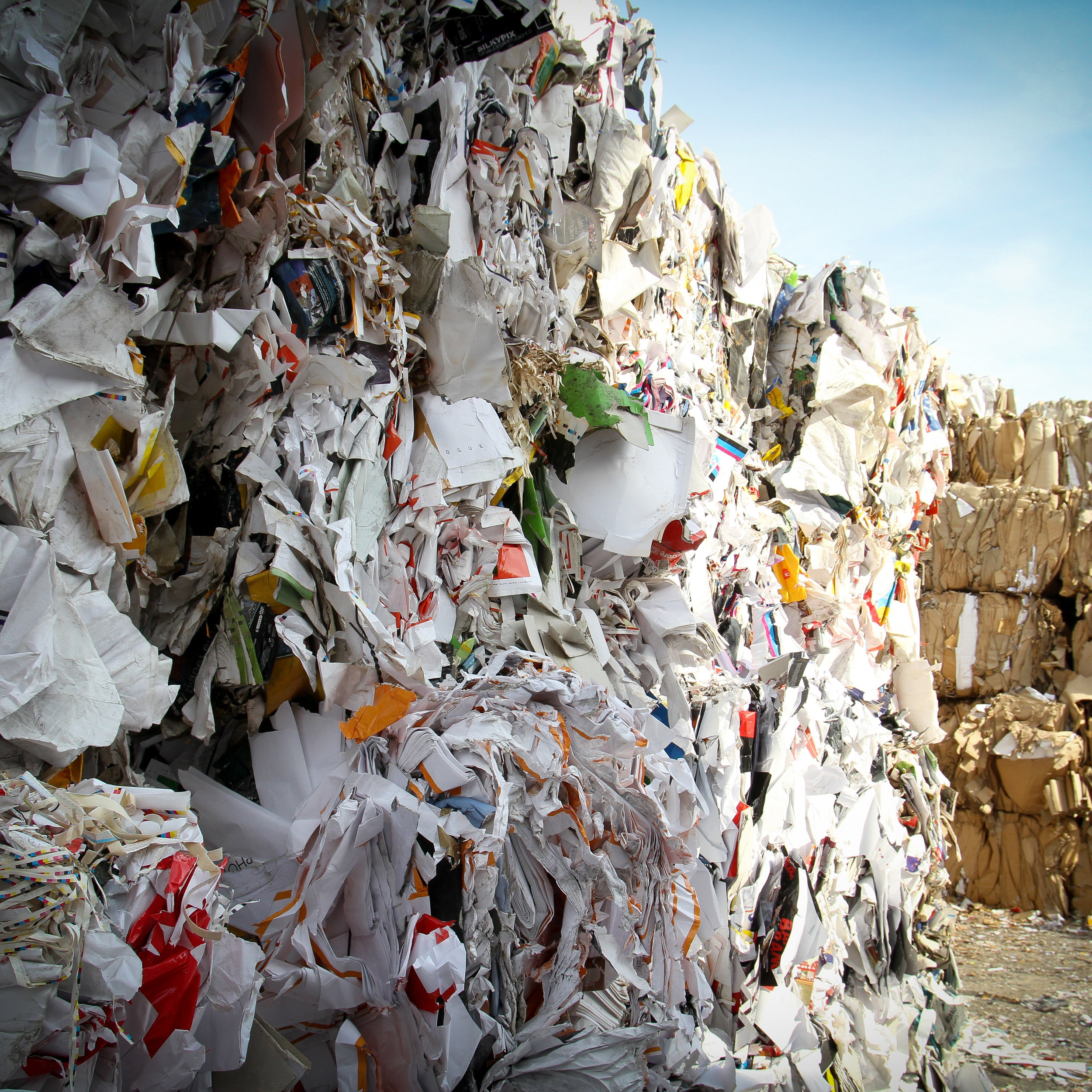 Americans each throw away an average of 70 pounds of clothing & textiles annually. -