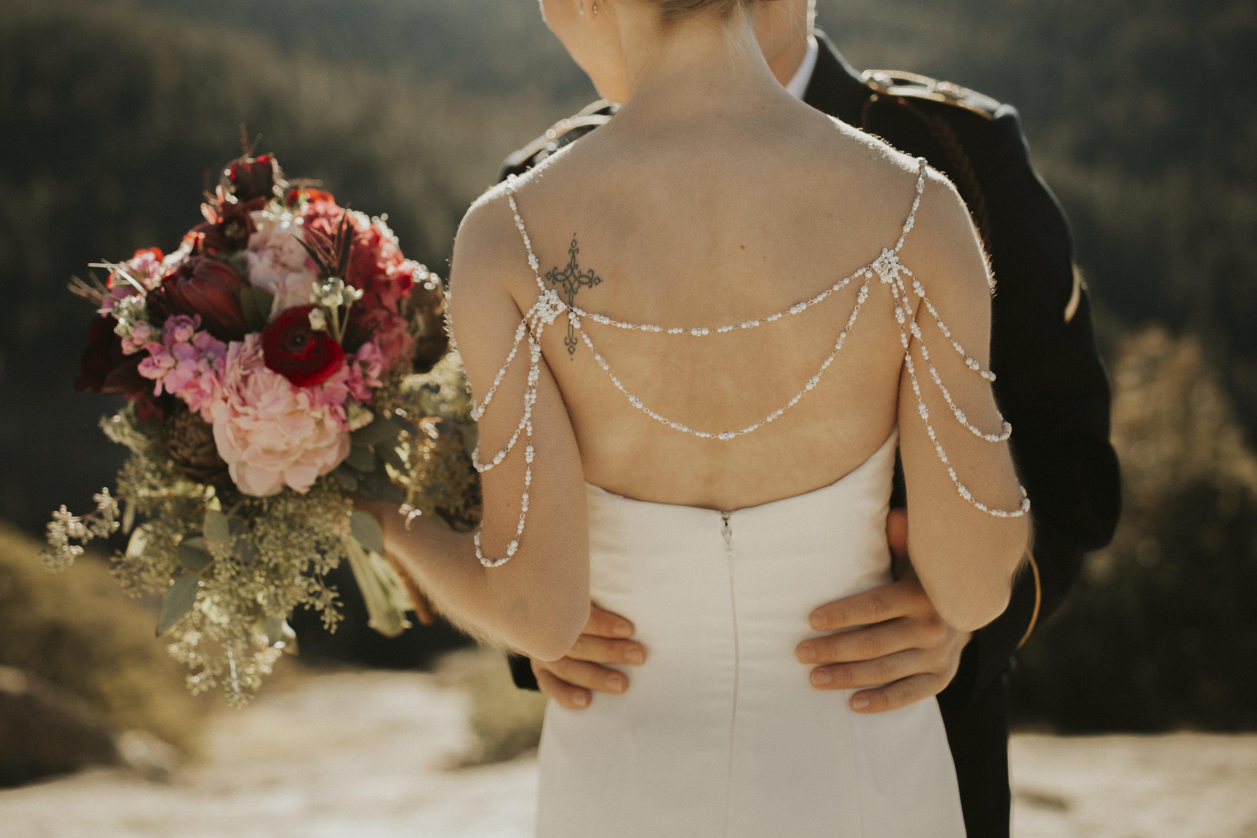 James + Christene Wedding  Big Creek CA  Canna Rix Photography-266.jpg
