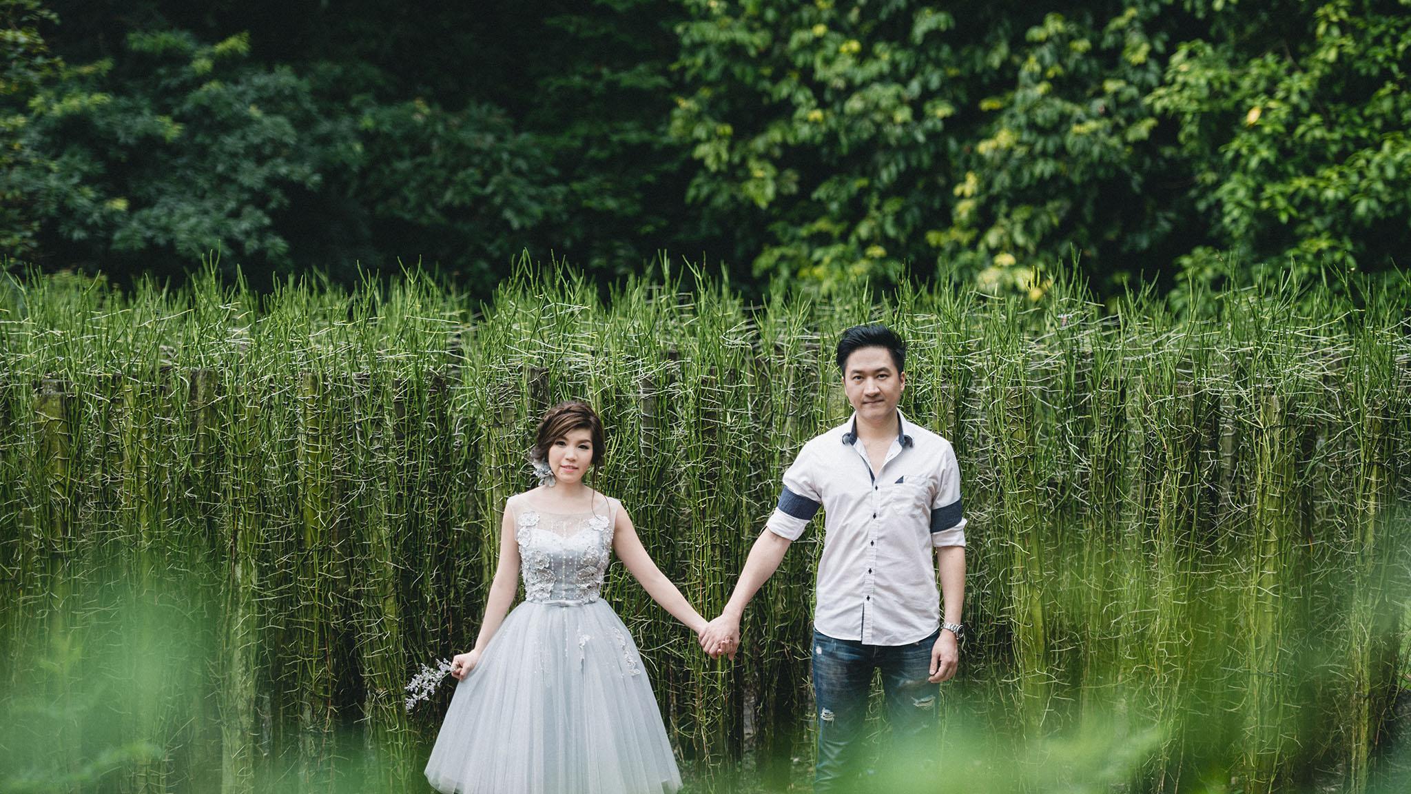 1 Pre wedding bitanic gaden 12.JPG