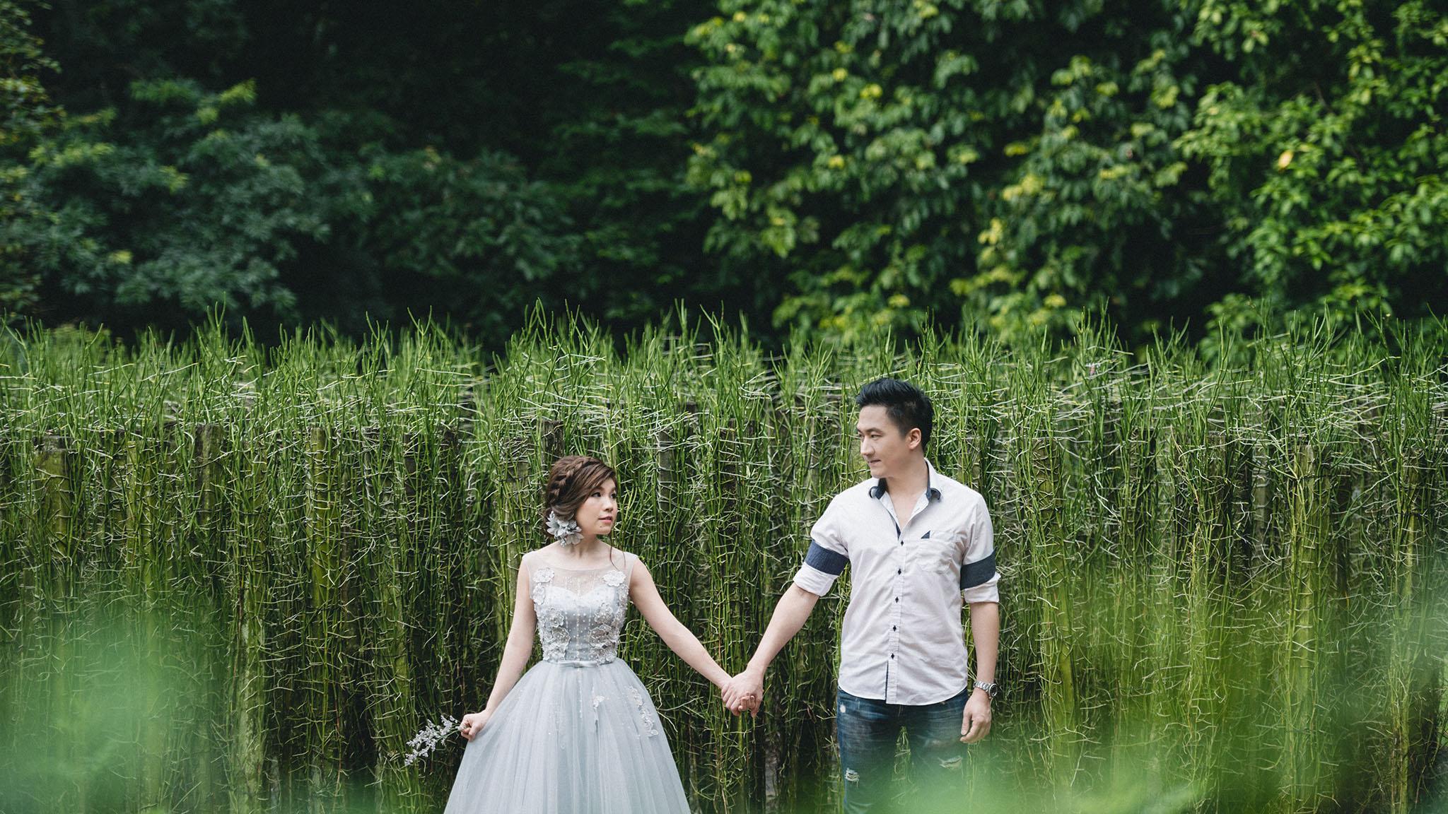 1 Pre wedding bitanic gaden 13.JPG