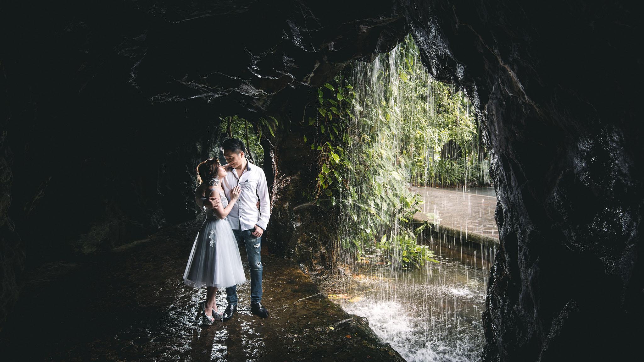 1 Pre wedding bitanic gaden 15.JPG