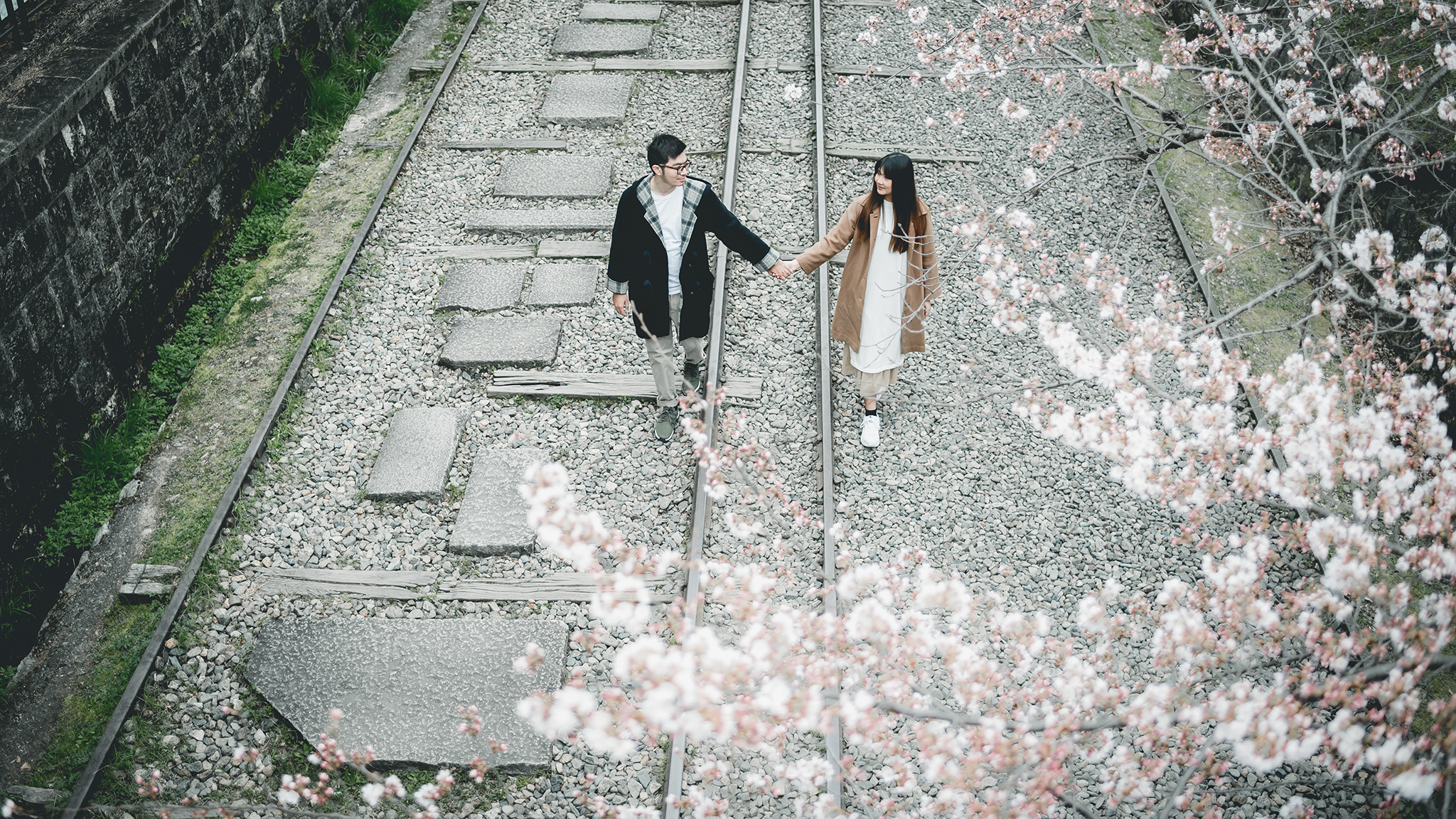 Prewedding Kyoto Keage Incline 00011.JPG