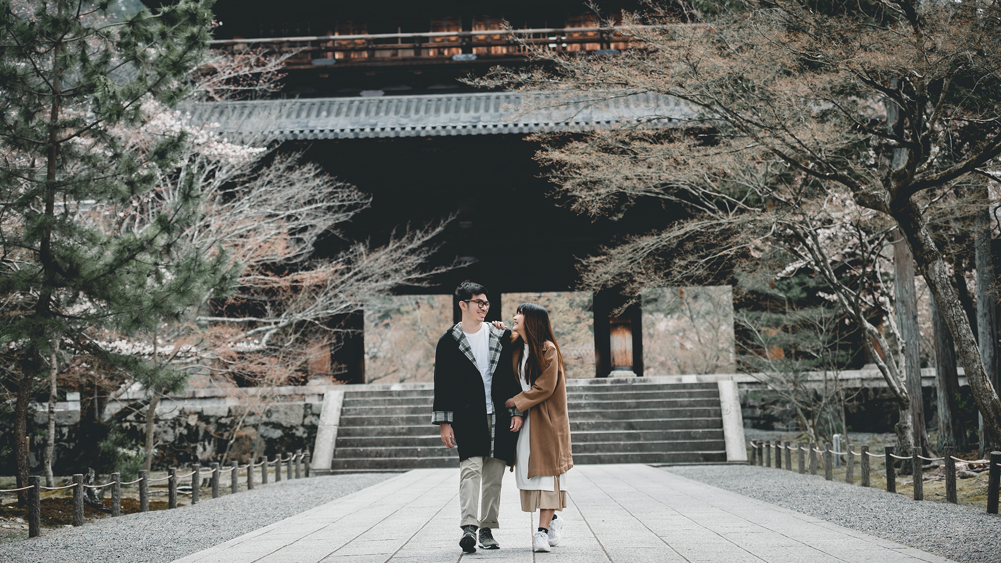 Prewedding Kyoto Keage Incline 00019.JPG