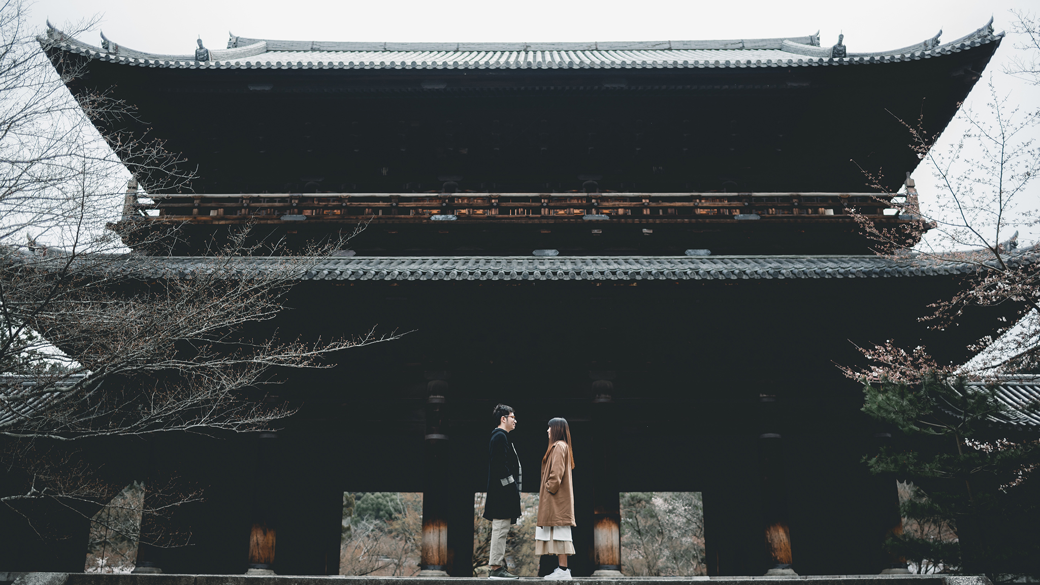 Prewedding Kyoto Keage Incline 00021.JPG