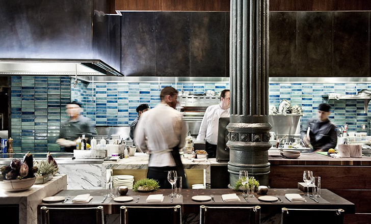 Chef club / Puck Building, NYC