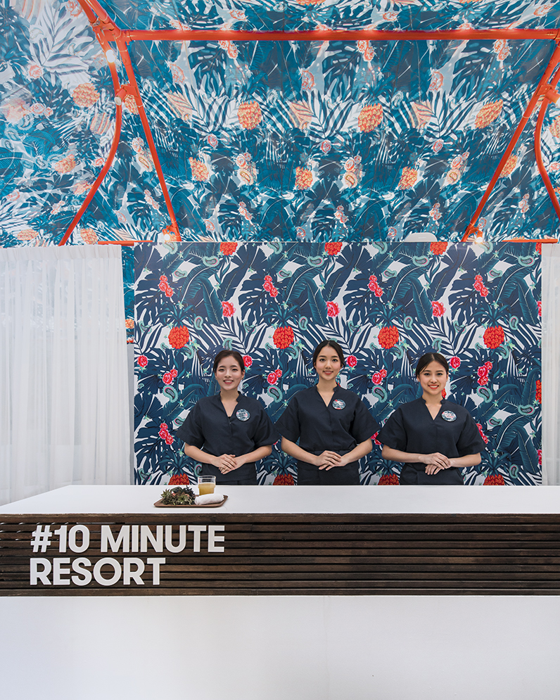 10 Minutes Resort / The Emquartier, Bangkok