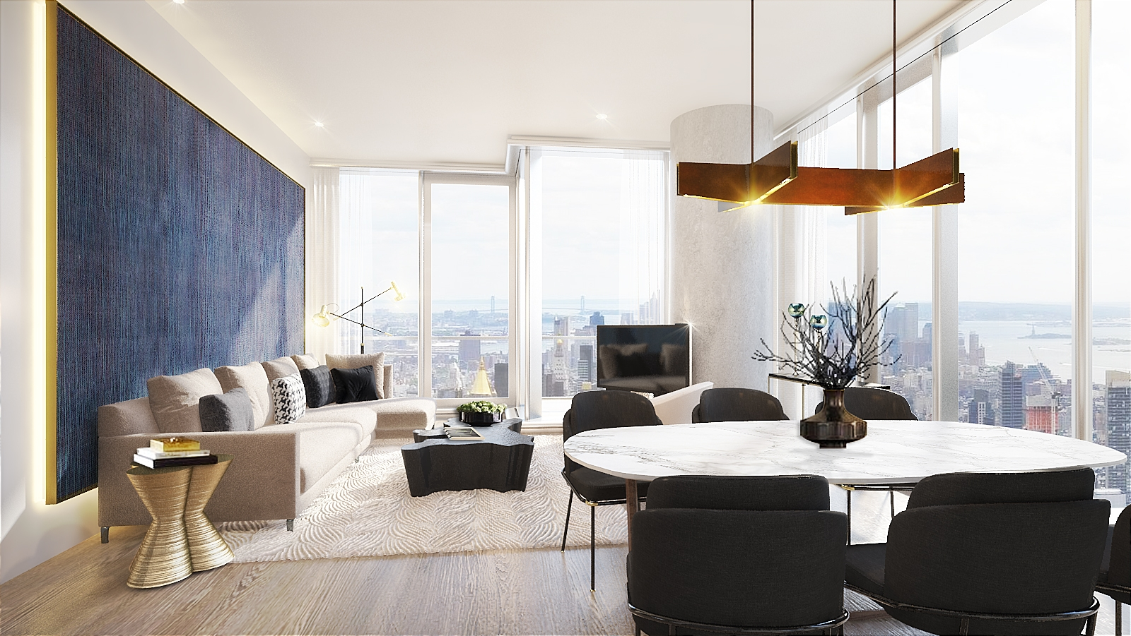 Luxury Residences @ 56 Leonard, NYC