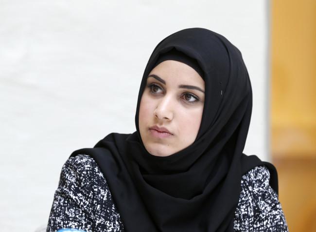 NRK, med en så opplyst og klar jente blant sine ansatte, burde tatt en prat med Faten slik at hun kunne forklart ledelsen at hijab er ikke det som definerer en muslim.  Terje Pedersen NTB scanpix (Først publisert i Nettavisen)