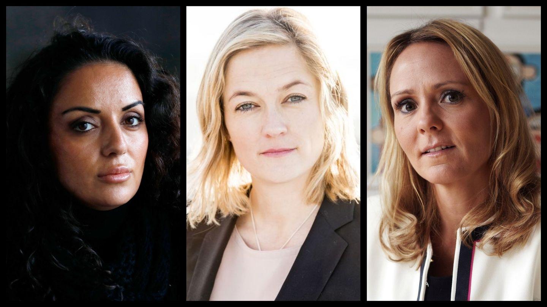 FOTO: Tor G. Stenersen / NIM / Ketil Blom HaugstulenDana-Æsæl Manouchehri, Adele Matheson Mestad og Linda Hofstad Helleland mener Diskrimineringsnemndas avgjørelse kan ha mye å si for fremtidige, lignende saker. (Først publisert i Aftenposten)
