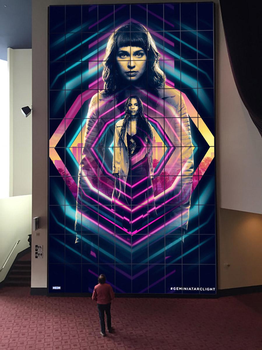 In House Cinema Display