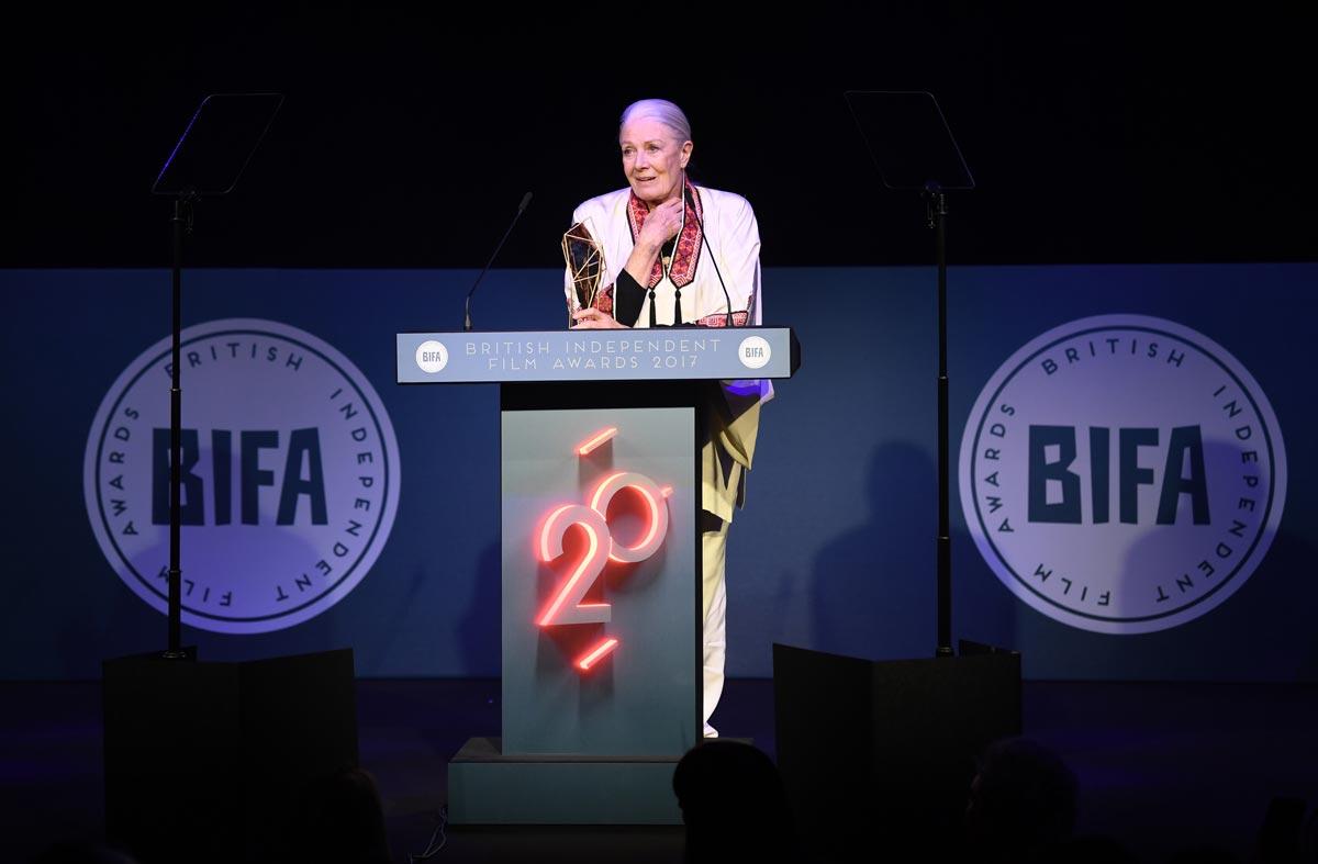 Stage / Environment / Print / Branding /Event / Awards / BIFA