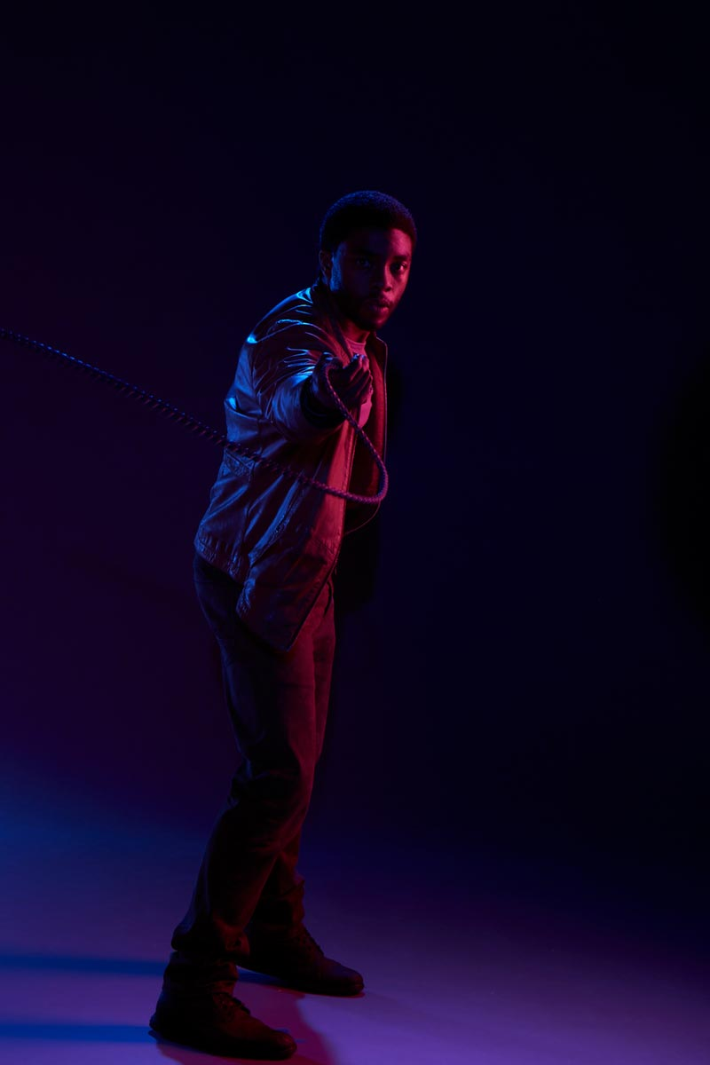 Photoshoot / Teaser / Print / Thriller / eOne