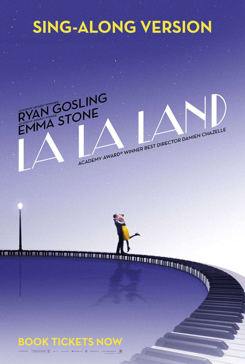 Sing A Long One Sheet / Print / Musical / Lionsgate