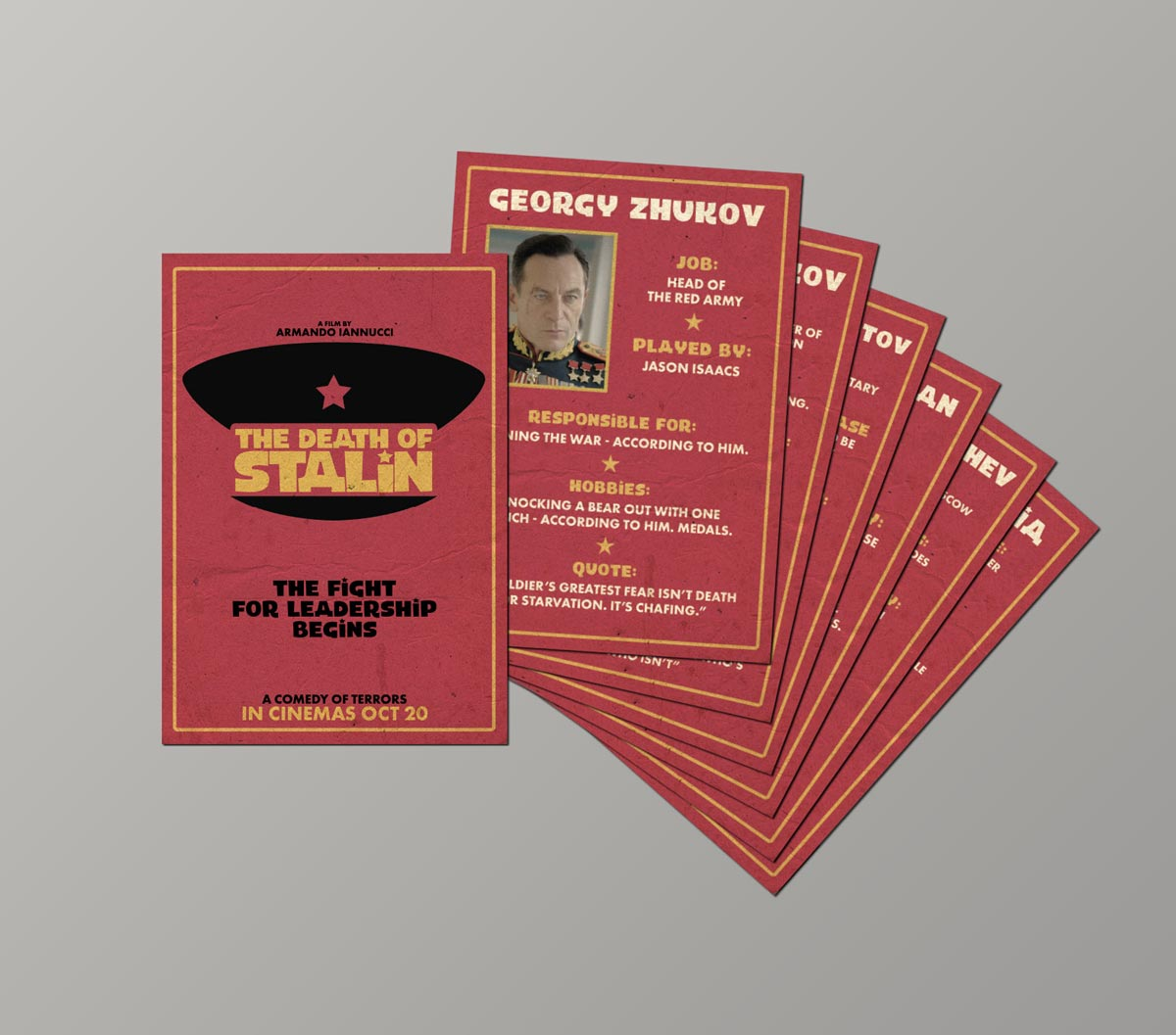 Top Trump Cards / POS / Print / Comedy /eOne