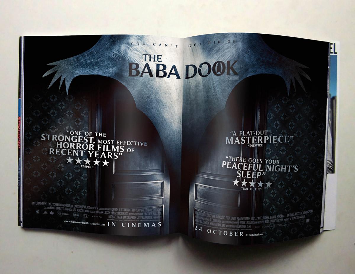 Press Ad / Print / Horror / Icon