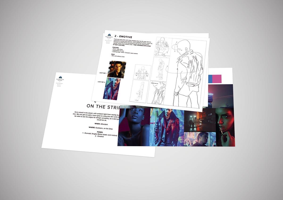 Photoshoot Concepts / Teaser / Print / Thriller / eOne
