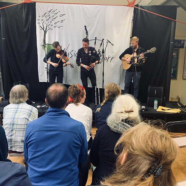 Had a great time at @musiconthemarr festival. Thanks to @calum1504 for stepping in over the last week. Class! . . Next time Calum will make an appearance is at the amazing @belhavenbrews Belhaven birthday Bash. So buzzing for that!