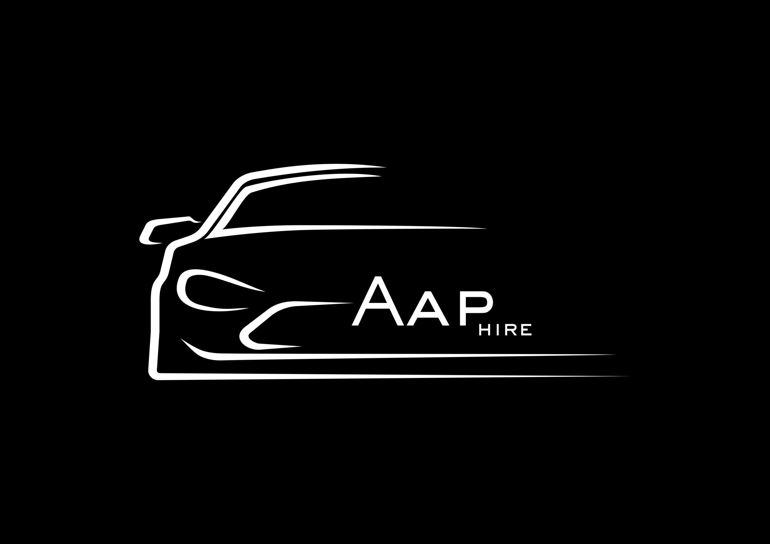 AAP Hire Logo Design