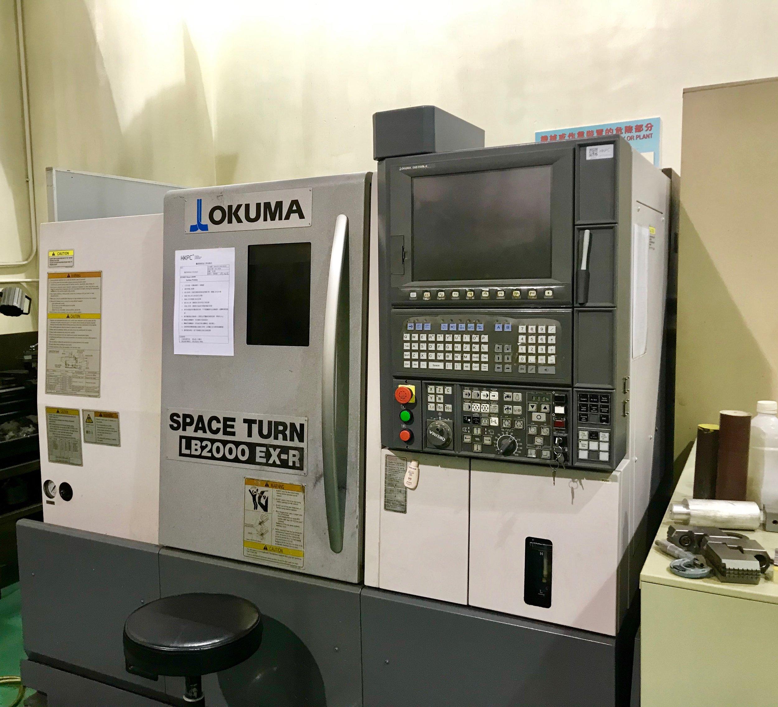 Advance CNC Machining Center Course -