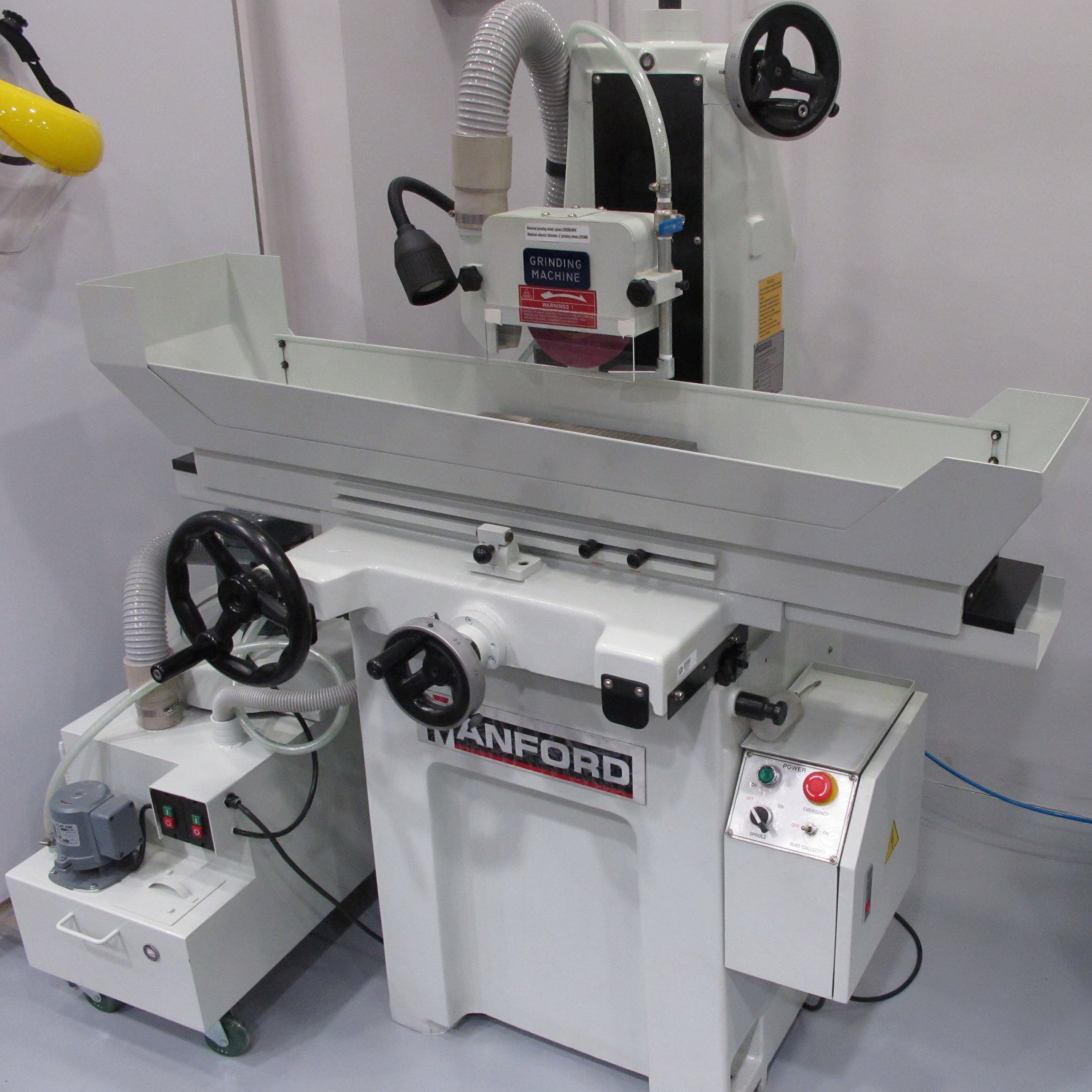 Traditional Grinding Machine Course -