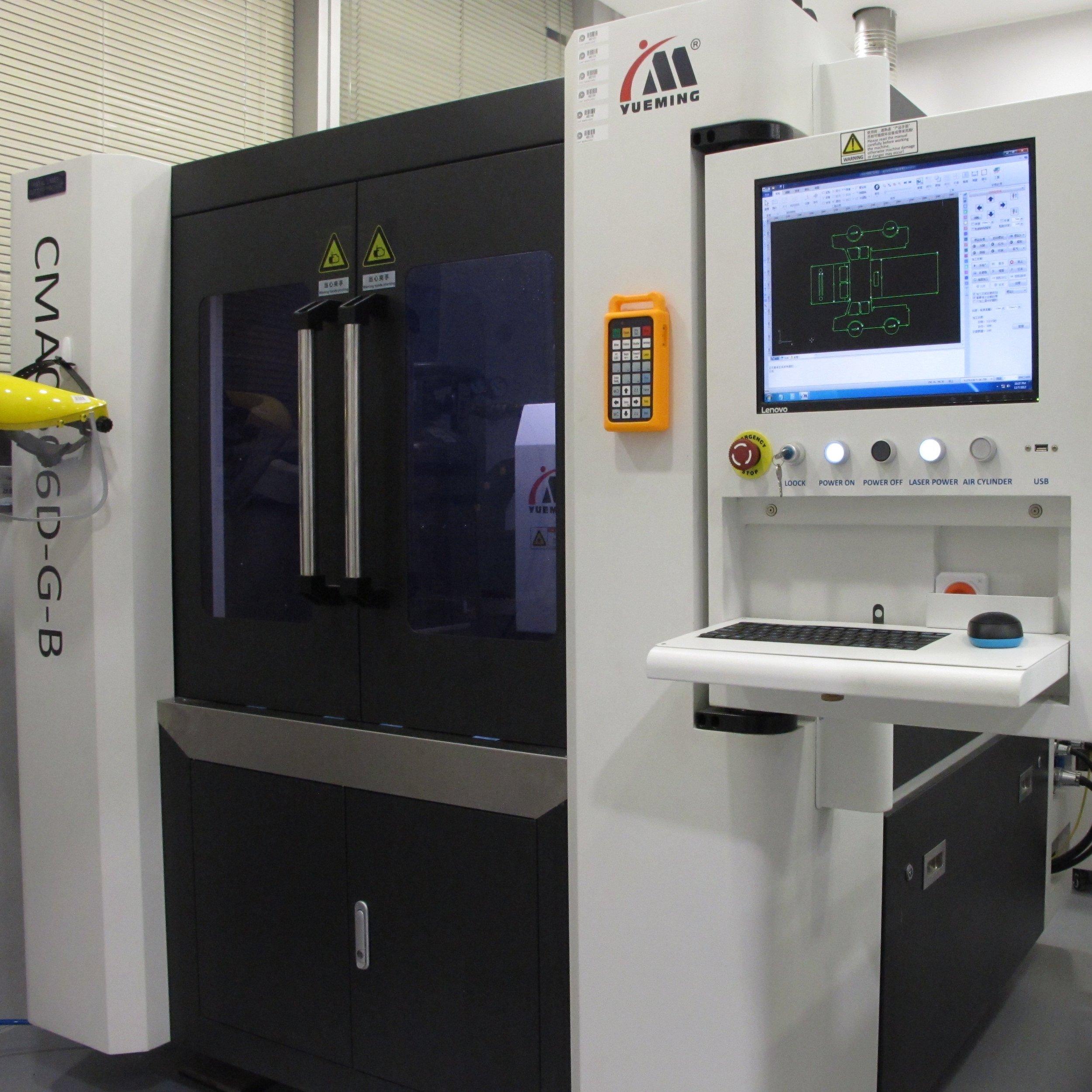 Laser Metal Cutting Course -