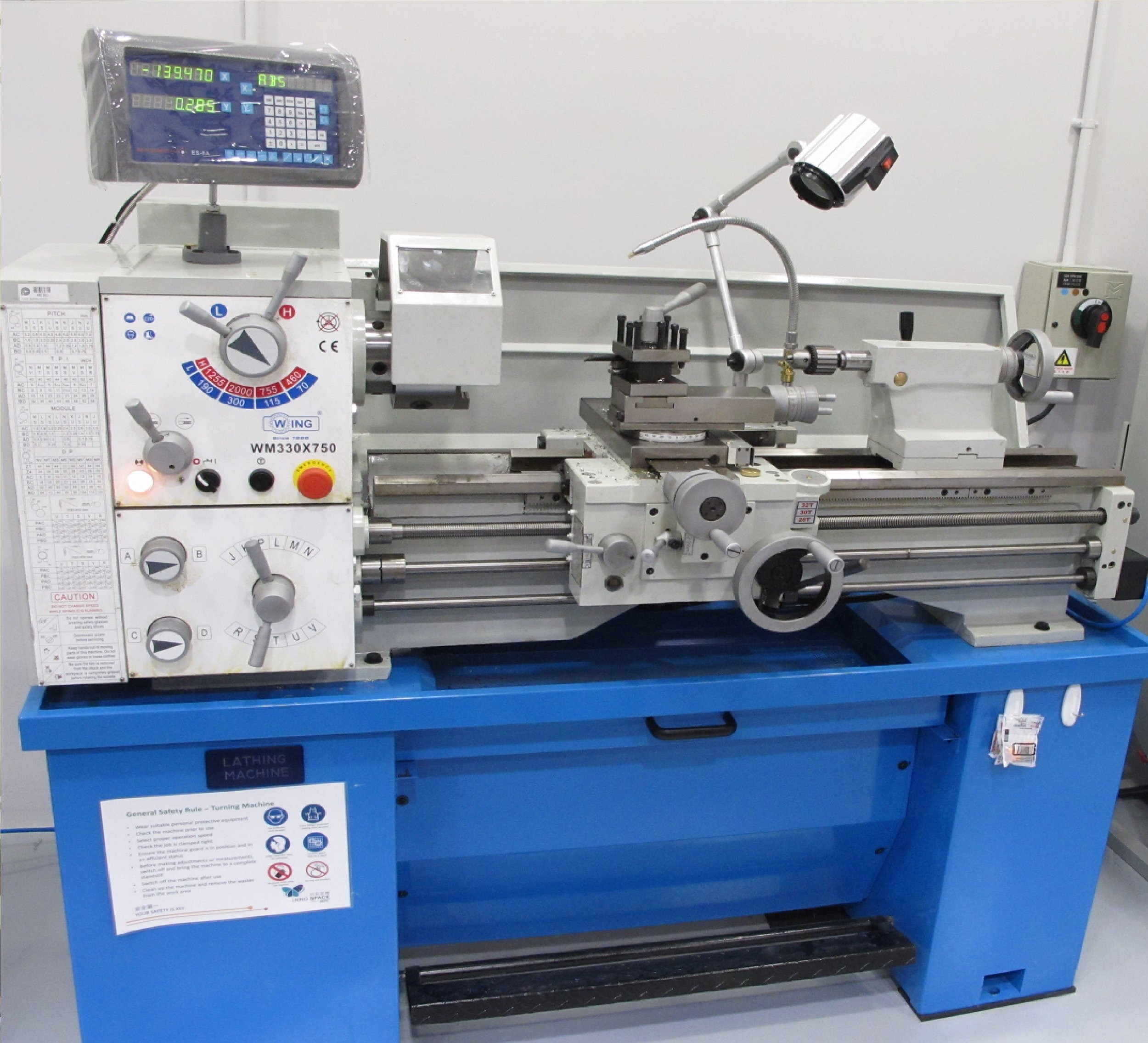 Traditional Lathing Machine Course -