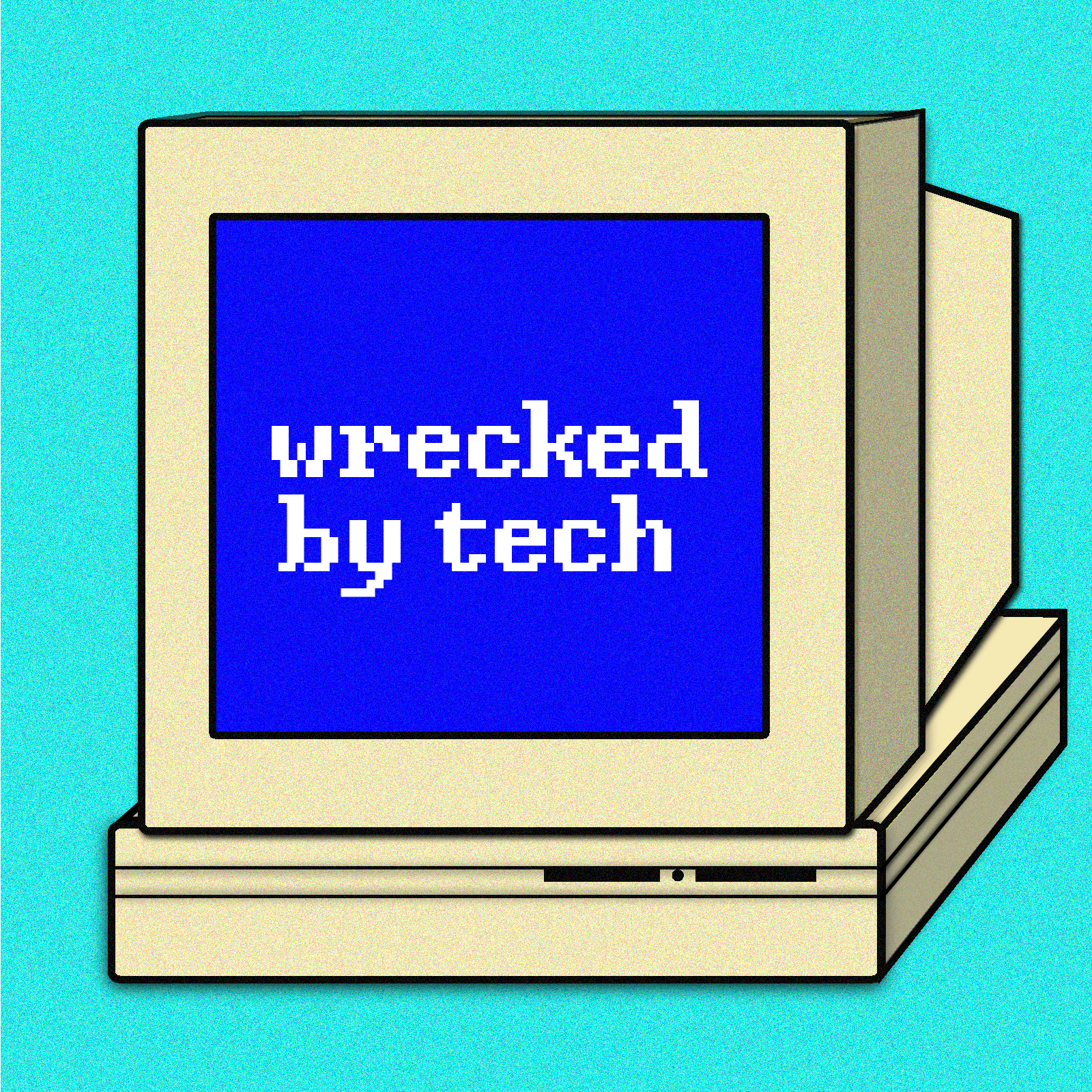 "The latest and greatest. - My current podcast project — let me help you ""tech yourself before you wreck yourself."""
