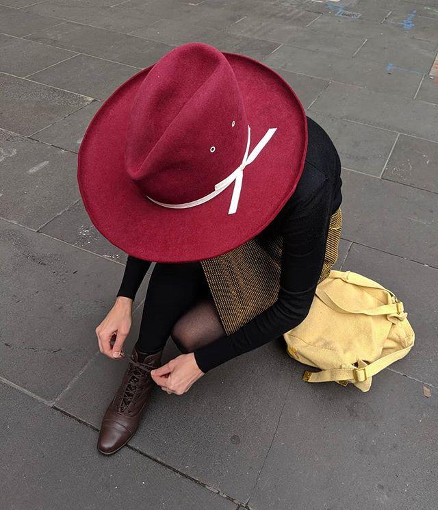 Urban cowgirl, pt I.