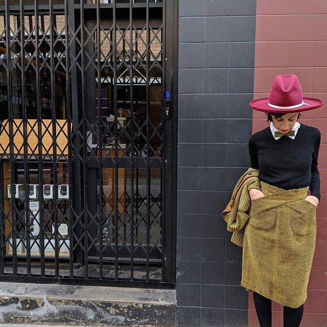Urban cowgirl, pt II.