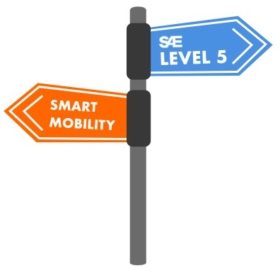 Which way to intelligent autonomous mobility?